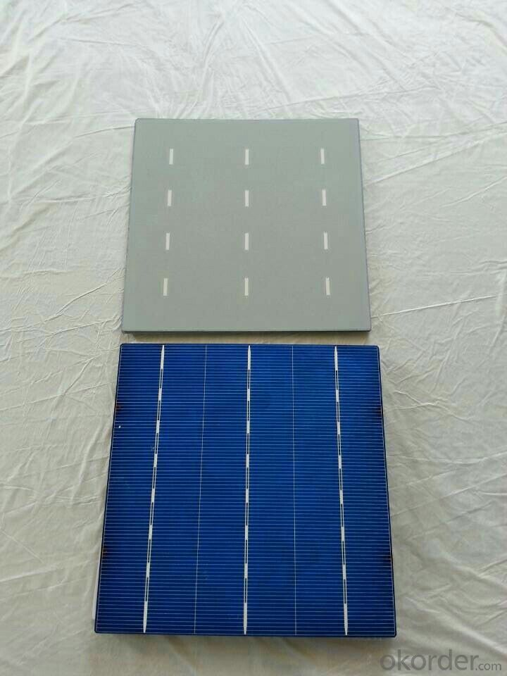 Monocrystalline Silicon  Solar Cell  solar panel Good Quality and Price