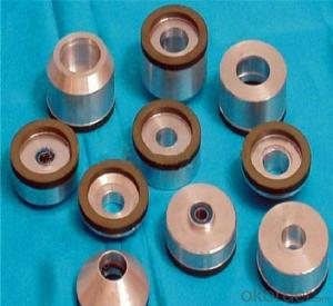 Efficient Centerless Diamond Grinding Wheel