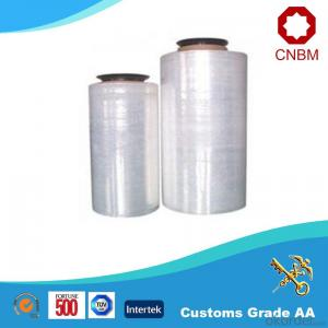 Stretch Film 15micron Transparent for Wrapping Pallet
