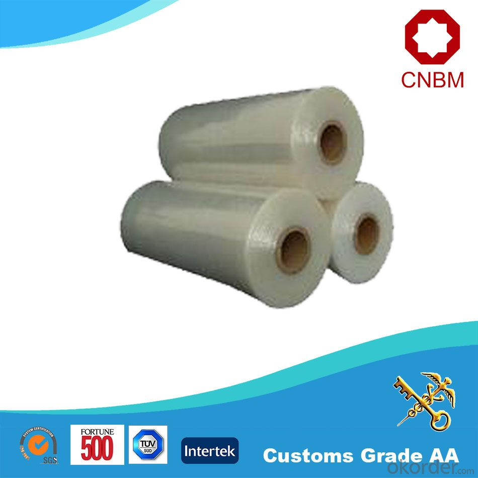 PVC Stretch Film for Food Industry Health