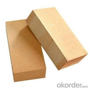 Fireclay Bricks with Good Thermal Insulation Performance