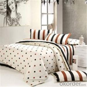 100% Polyster pigment Fabric / Bedsheet from CNBM