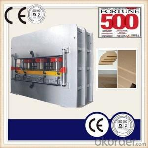 Automatic Furniture Board Making Machine