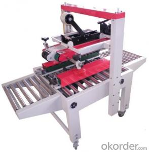 Sealing Machine and Automatic Carton Folding