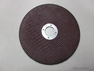 Grinding Wheel for Stainless Steel Make in China