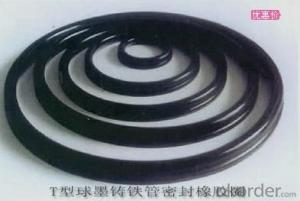Gasket SBR Rubber Ring DN100 High Quality