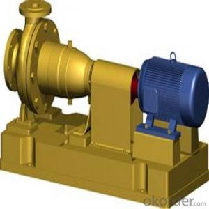 Chemical Centrifugal Pump/ Quimica Pumpa