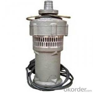 QDX Aluminum Submersible Pump. Underground Pump,Electric Immersible Pump