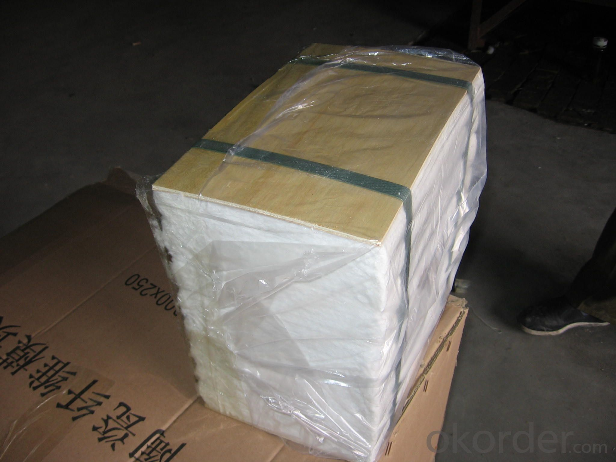 High Pure Heat Insulation Ceramic Fiber Anti-fire Module 5STD
