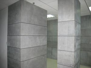 Fiber Siding Cement Board in High Quality