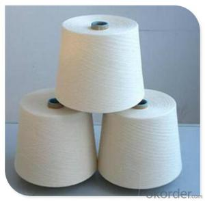 100% PVA Water Soluble Yarn Used for Knitting Towel