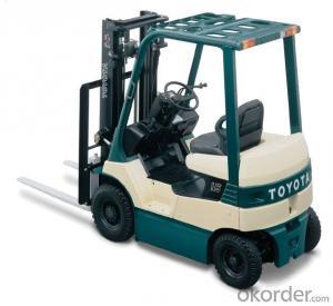 Diesel Forklift with Japanese Isuzu C240 Engine