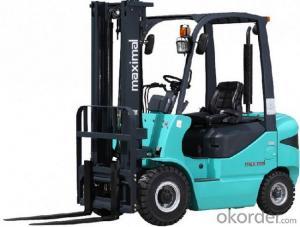 Fuel Forklift  Gasoline-LPG Duel with Sideshifter