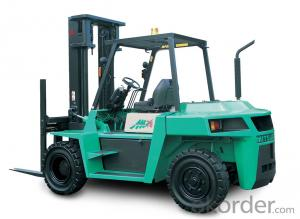 Forklift Truck with Isuzu Engine Forklift with Engine/ China Best Forklift