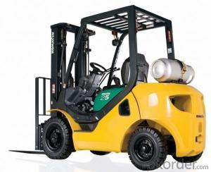Forklift Truck 1-10 Ton  with Isuzu Engine