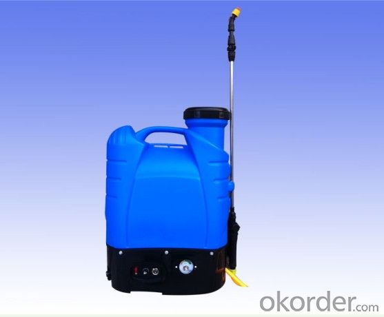 Battery Sprayer   WRE-16-3