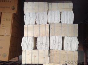 Ceramic FIber Blanket Refractory Modules