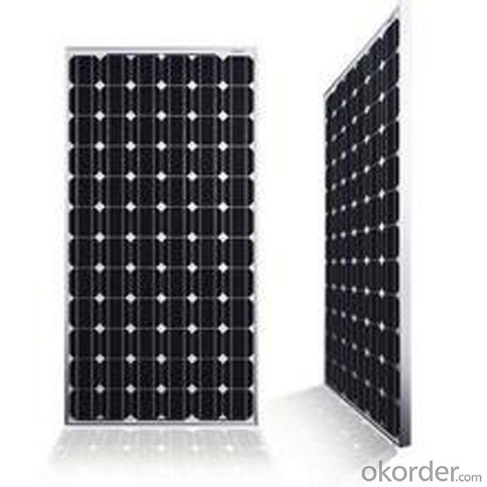 100W 150W 200W Monocrystalline Solar Panel Price