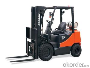 Forklift Truck High Quality (HQ30M) with SGS, ISO