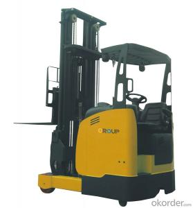 Electric Stacker  High Quality 1200kg AC Power Driving System
