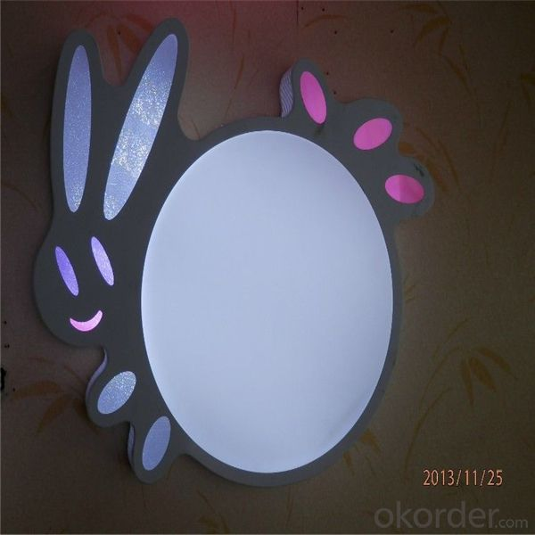 Led Panel Lights Square Round Profile Surface Mounted 8w 12w 15w Panel