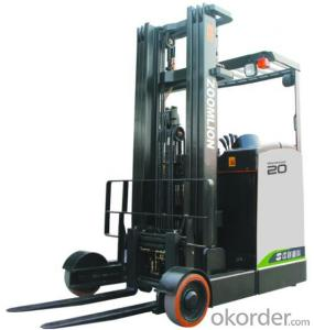 Electric Stacker 2.0t Heavy-Duty High Lifting