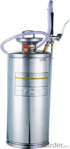 Stainless Steel Sprayer      WRS-17LB