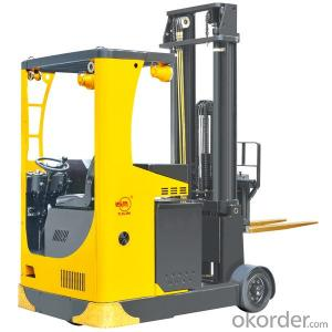 Electric Forklift Truck  1.0ton 3-Wheel Compact (CPD10ET)
