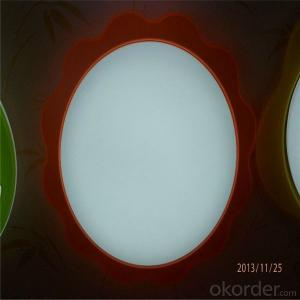 Led Lights Car Square Round Profile Surface Mounted 8w 12w 15w Panel