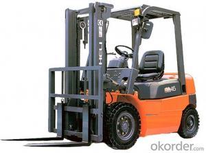 Diesel Forklift Truck 4ton
