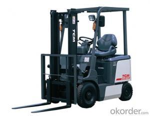 Forklift Truck HH30Z-N1-D, 3 Ton Diesel Forklift Truck