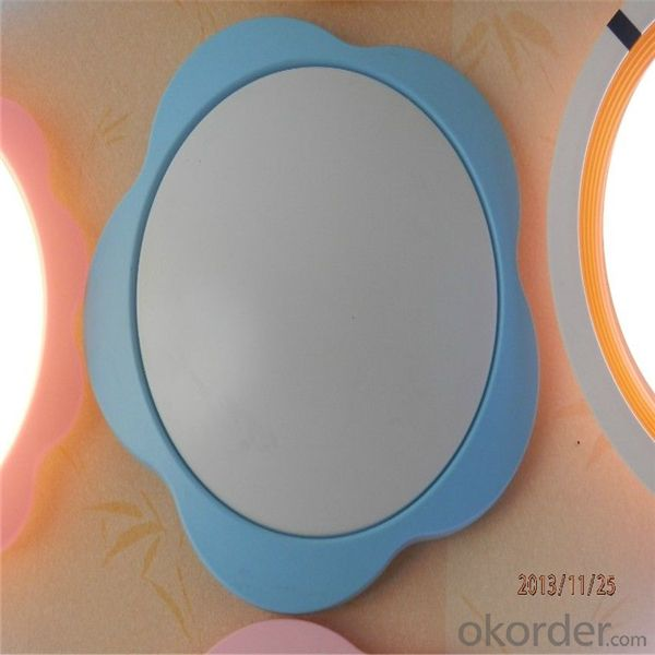 Wireless Led Lights Square Round Profile Surface Mounted 8w 12w 15w Panel