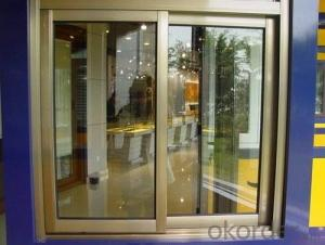 New Designed Sliding Aluminium Window 2015