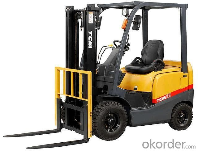 Forklift Truck  Cpcd 40 Yto 4t with Good Quality
