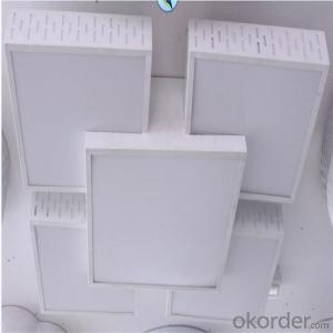 Philips Led Light Bulb Square Round Profile Surface Mounted 8w 12w 15w Panel