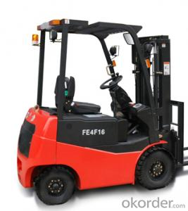 Battery Four Wheel Forklift FE4F16/18(AC)