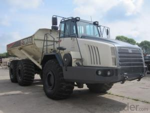 Dump Truck 6X4 Tipper Truck 30ton