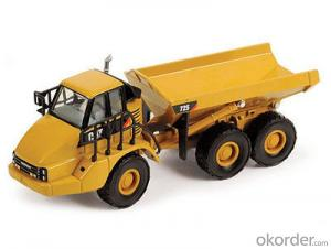 Dump Truck  Genlyon 6*4 with China