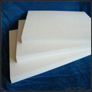 Ceramic Fiber Board with High Density