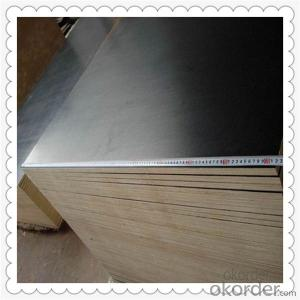 Brown Color Film Faced Plywood with High Quality
