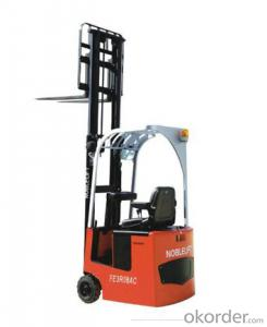 Battery  Four Wheel Forklift FE3R08AC New Model
