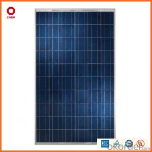 260W ,Poly Solar Panels-PV Moudles with CE,TUV,UL,ETL Certificates with Good Quality