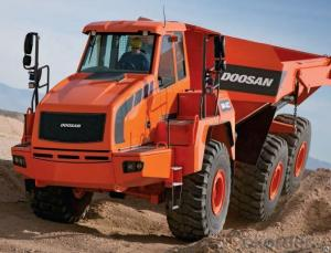 Dump Truck 8X4 Tipper Truck,  (QDT3310CZ74) (Strenthened type)