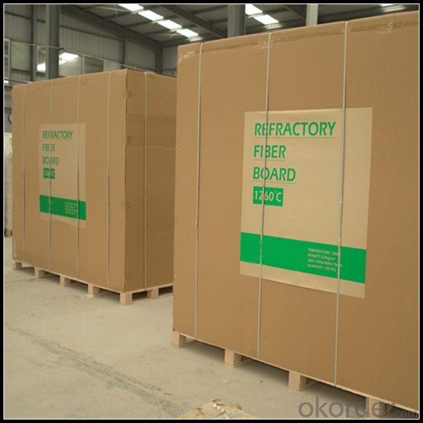 Ceramic Fiber Board Refractory Insulation