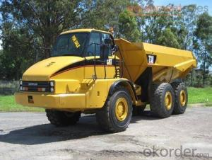 Dump Truck All Drive 10X6  Tipping Truck
