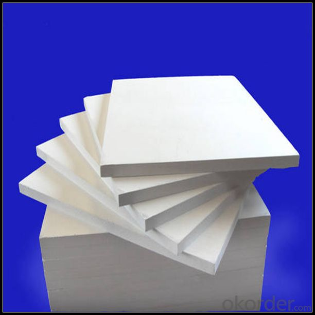 Ceramic Fiber Board for Fireplace 1260C