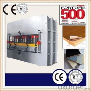 Hot Press Particle Board Making Machines