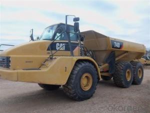 Dump Truck 6X4 (ZZ3257M3447A)