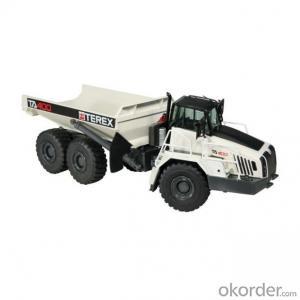 Dump Truck 8X4 Tipper Truck,  (QDT3310CZ74)