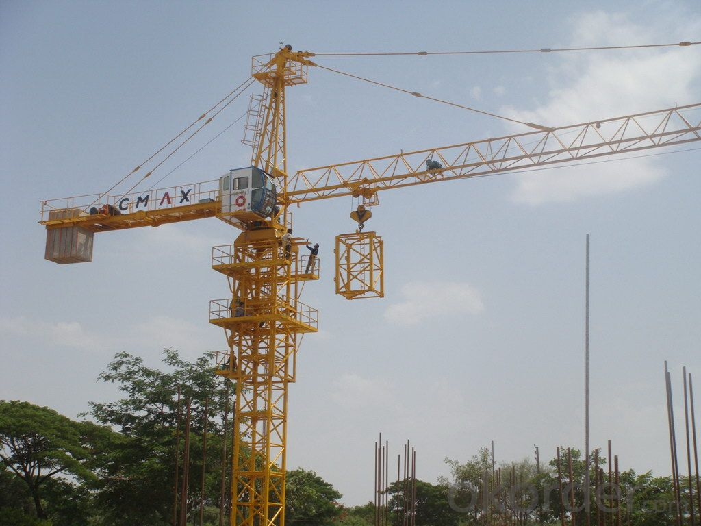 Tower Crane TC5013B Construction Machiney and Equipment
